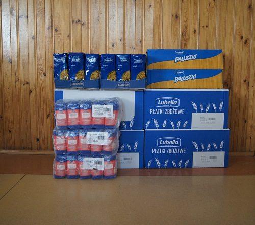 Zdjęcie produktów marki Lubella