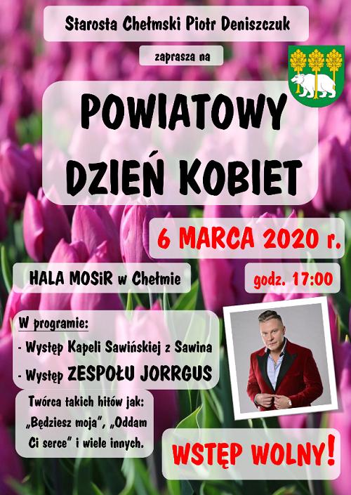 Powiatowy Dzień Kobiet 2020