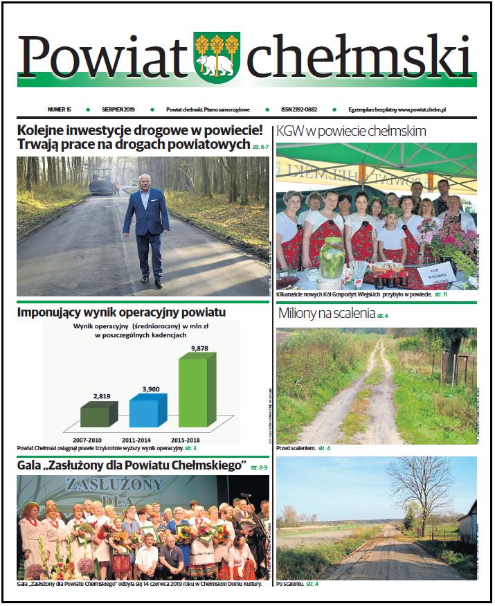 Gazeta Samorządowa Powiat Chełmski