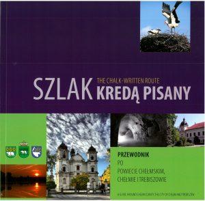 Folder Szlak Kredą Pisany
