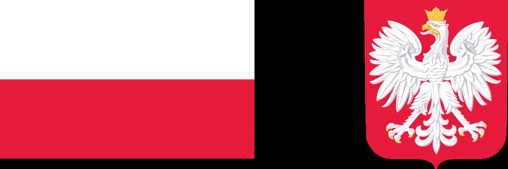 Flaga iGodło Polski