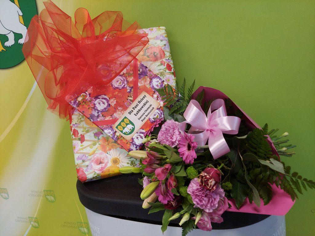 Kwiaty iprezent