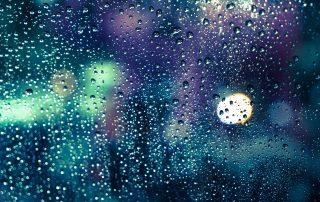 Burza z deszczem